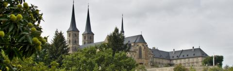 Kloster Michaelsberg © Ralf Saalmüller