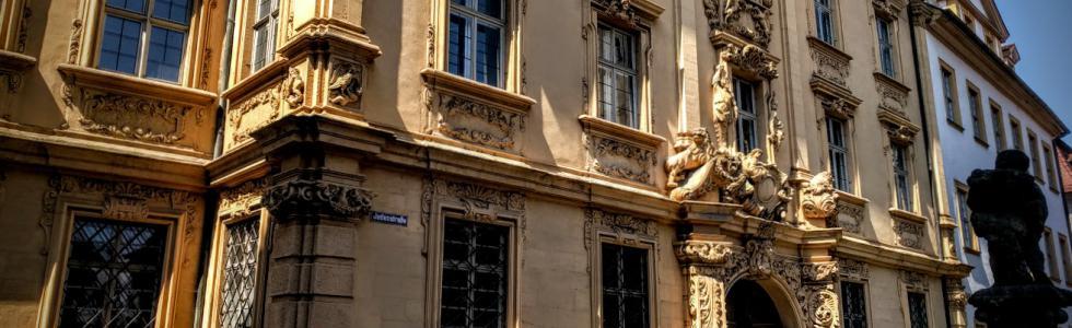 Stadtpalais Böttingerhaus in der Judenstraße © Ralf Saalmüller